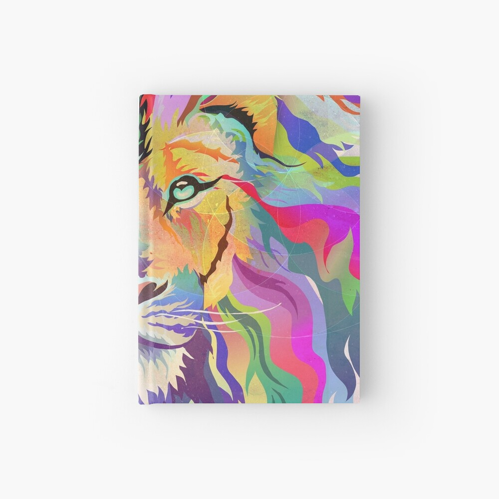 The King of Technicolor Hardcover Journal