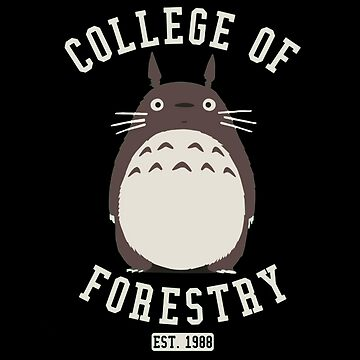 College of Forestry by SherrillShop