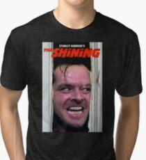 Camiseta de tejido mixto El brillo