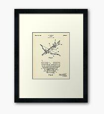 Crossbow-1966 Framed Print
