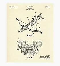 Crossbow-1966 Photographic Print