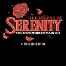 The Legend of Serenity, The Adventure of Mamoru by Gilles Bone