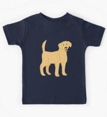 Camiseta para niños Labrador