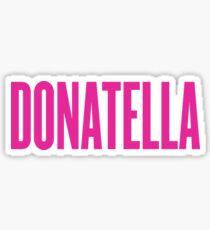 Donatella Sticker