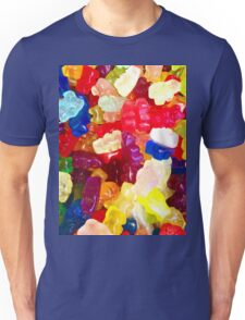 The One With The Gummy Bears Unisex T-Shirt