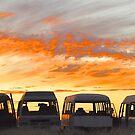 Auto Sunset by Richard Murias