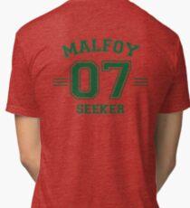Malfoy - Seeker Tri-blend T-Shirt
