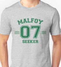 Malfoy - Seeker Unisex T-Shirt