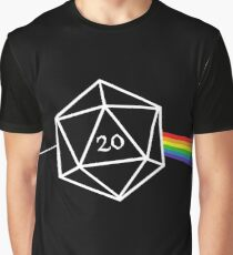 D&d D20 Success Graphic T-Shirt