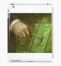 Museum iPad Case/Skin