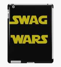 star wars- Swag Wars iPad Case/Skin