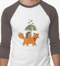 Hedgehog and fox T-Shirt