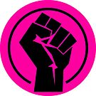 Hot Pink Fist by Thelittlelord