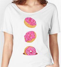 Doughnuts Women's Relaxed Fit T-Shirt