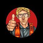 MATT The Radar Technician - Adam Driver SNL Star Wars by HandsomeJackass