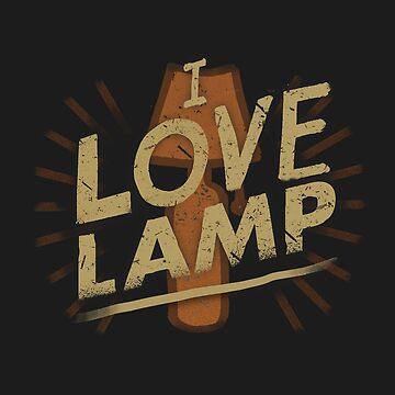 Amo las lamparas de fanfreak1