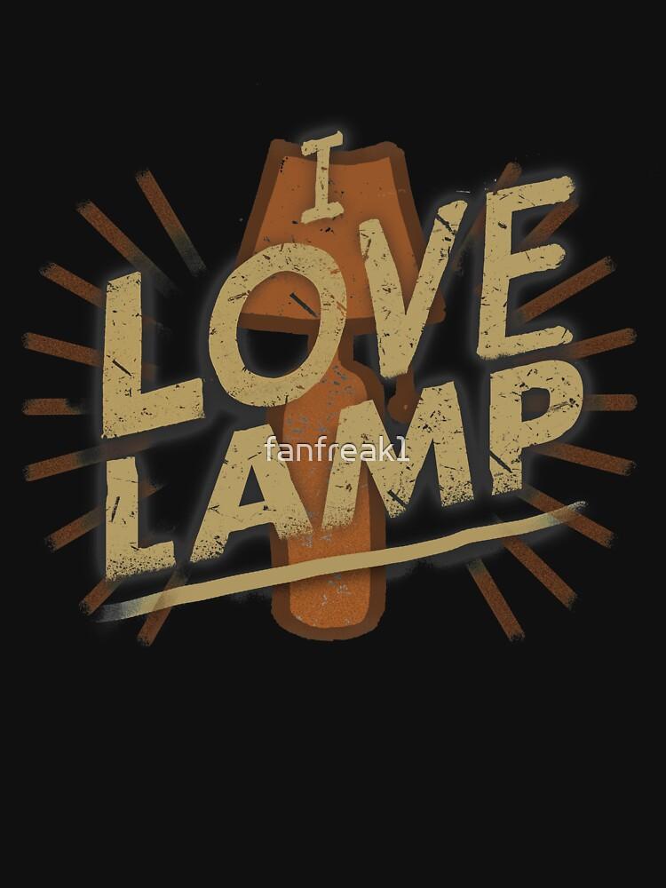 Ich liebe Lampe von fanfreak1