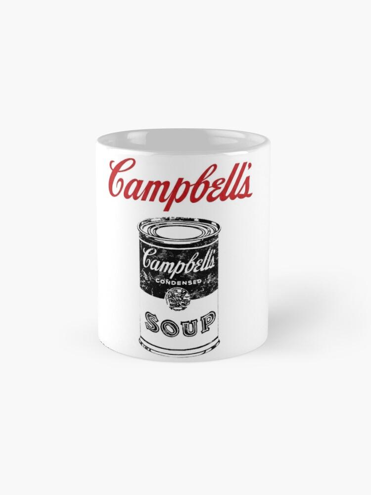 Alternative Ansicht von Campbell Suppe Tasse (Standard)
