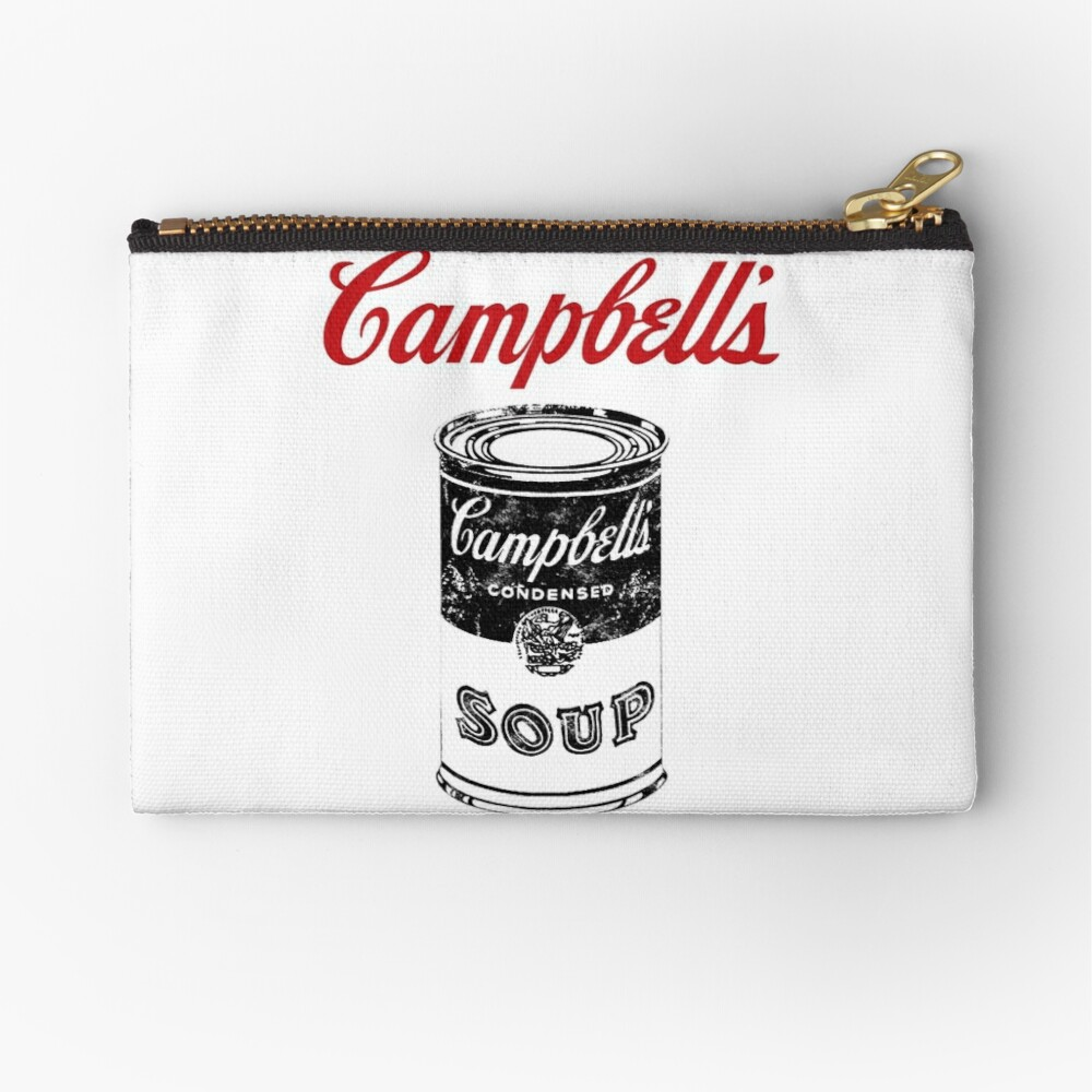 Campbell Suppe Täschchen