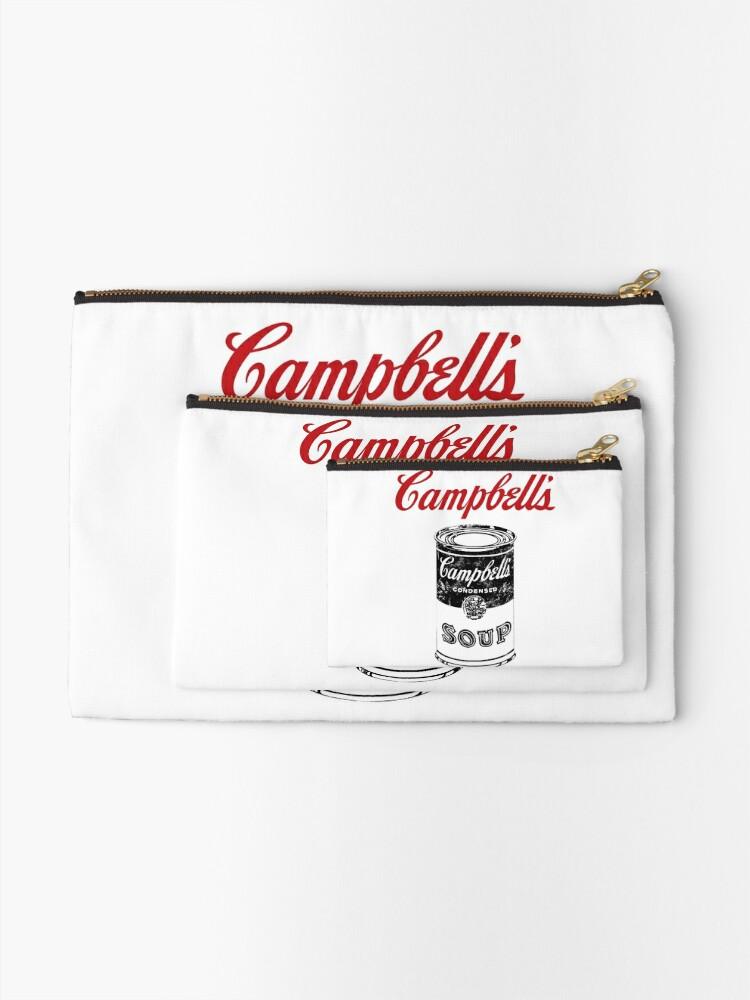 Alternative Ansicht von Campbell Suppe Täschchen