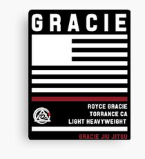 Royce Gracie - Fight Camp Collection Canvas Print