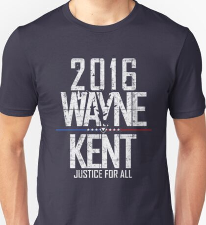 Justice For All 2016 T-Shirt