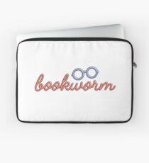 BOOKWORM O-O Laptop Sleeve