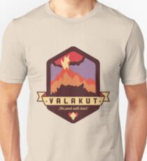 Valakut - The peak with heat! Unisex T-Shirt