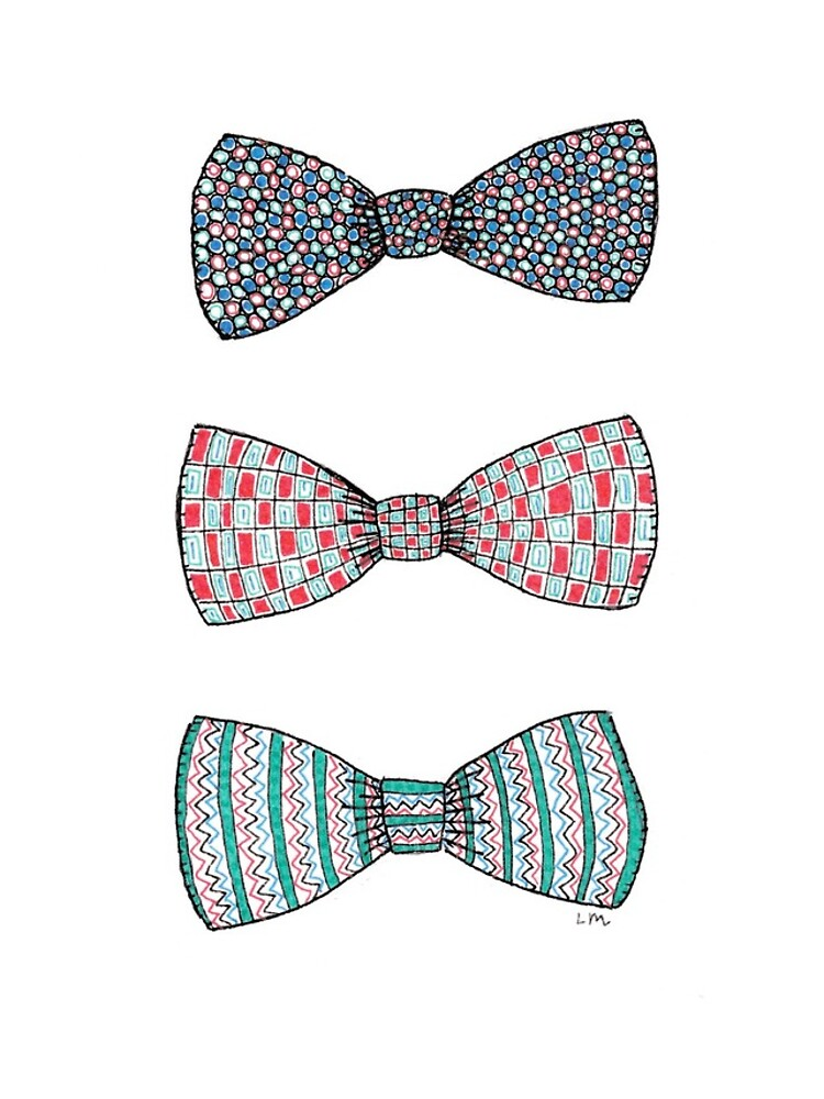 Bow Ties by lauramaxwell