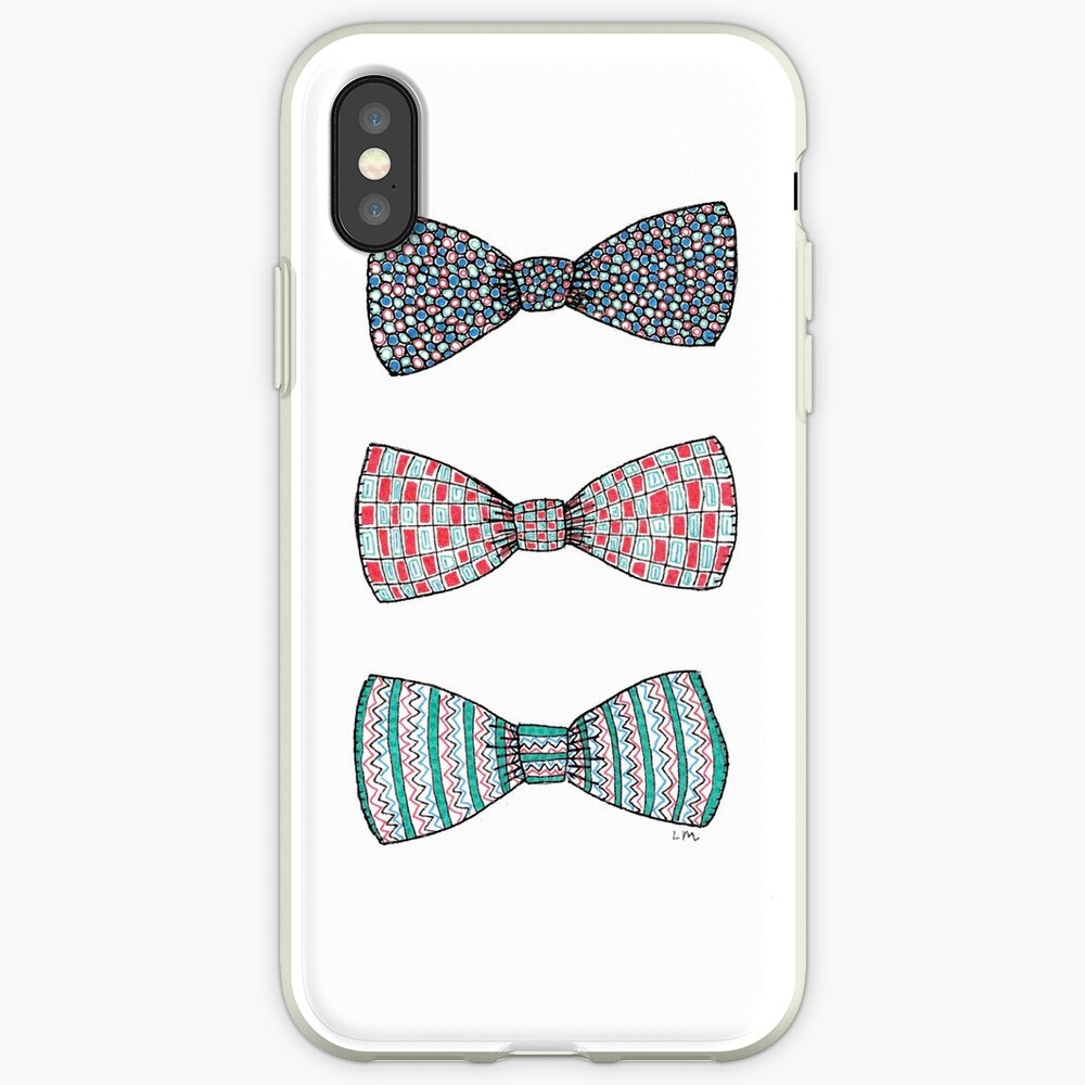 Bow Ties iPhone Case & Cover