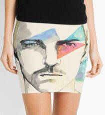 eclipsed Mini Skirt