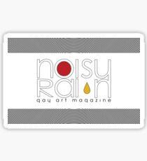 Pop logo Sticker