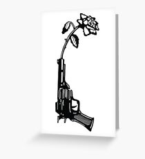 Guns N' Roses Greeting Card