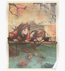 Cranes - [Sengoku Basara] Poster