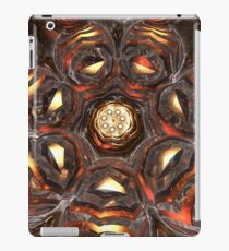 Metallic Flower iPad Case/Skin