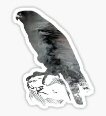 Falcon Sticker