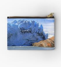 Where ice meets land Studio Pouch