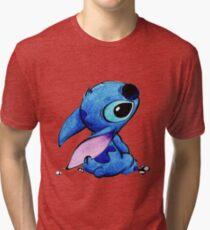 Lilo & Stitch Tri-blend T-Shirt