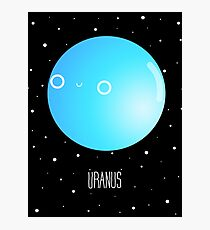 Uranus Photographic Print
