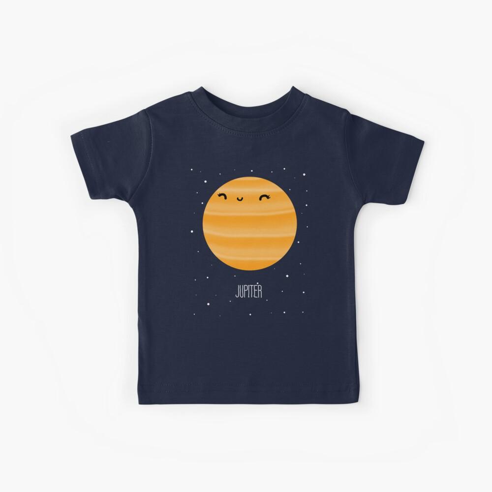 Júpiter Camiseta para niños