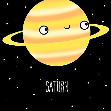 Saturn by DIKittyPants