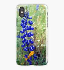 Spike Lupine iPhone Case
