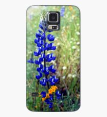 Spike Lupine Case/Skin for Samsung Galaxy