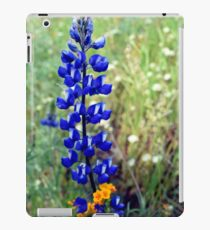 Spike Lupine iPad Case/Skin