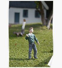 Miniature Man Poster