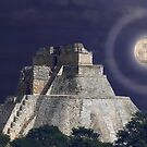 Mayan Temple by mrthink