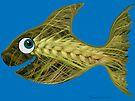 Crop Fish by Juhan Rodrik
