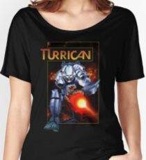Turrican Women's Relaxed Fit T-Shirt