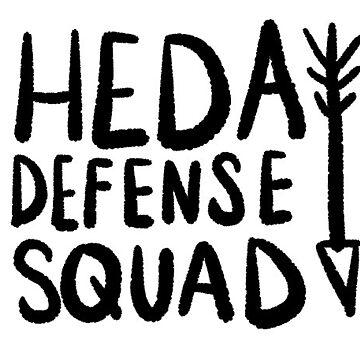 escuadrón de defensa heda de brendoodle