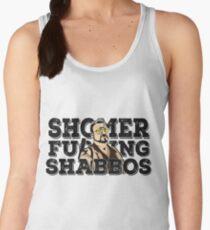 Shomer Shabbos- the big lebowski Women's Tank Top